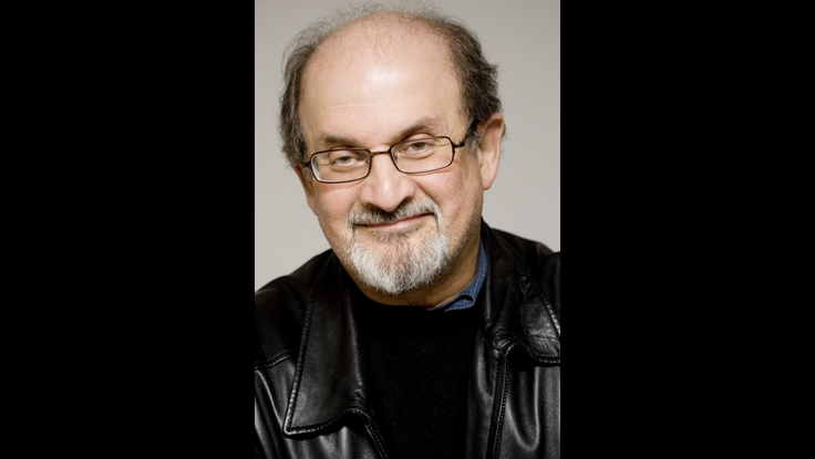 Novelist and Now Screenwriter: Salman Rushdie to Write Next People for Showtime